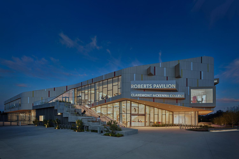 Claremont McKenna College, Roberts Pavilion