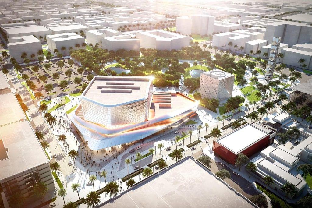 cirque du soleil theatre design dubai culture cultural venue arts