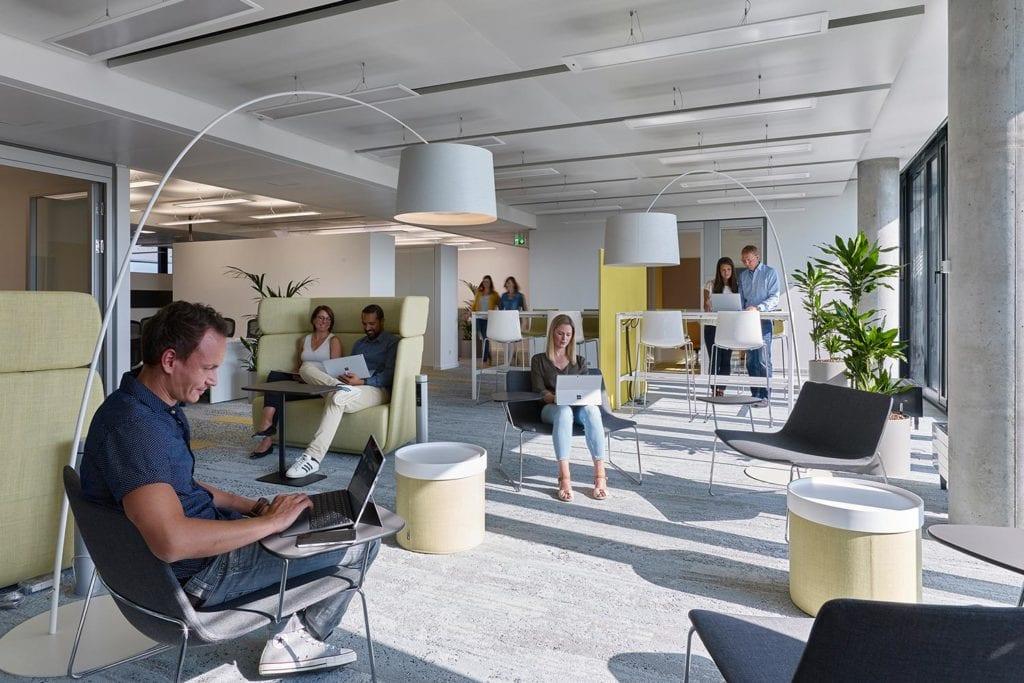 Microsoft's new Headquarters in Munich