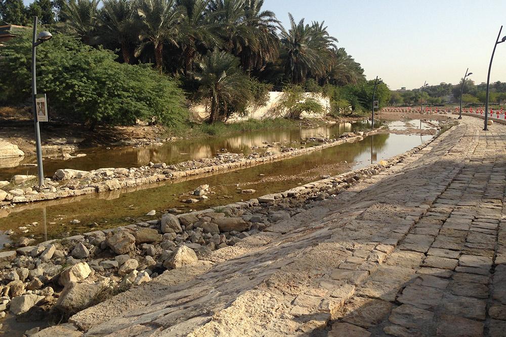 Wadi Hanifah Flood Management Plan - BuroHappold Engineering
