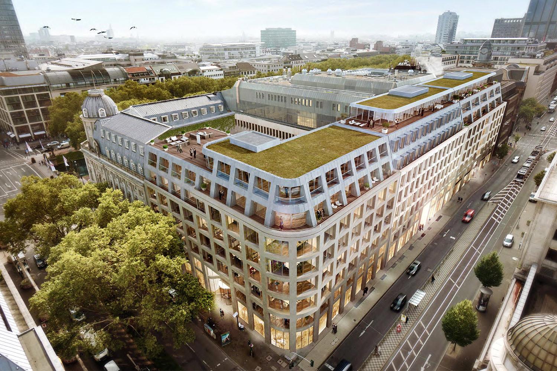 Msm Architekten kö quartier burohappold engineering