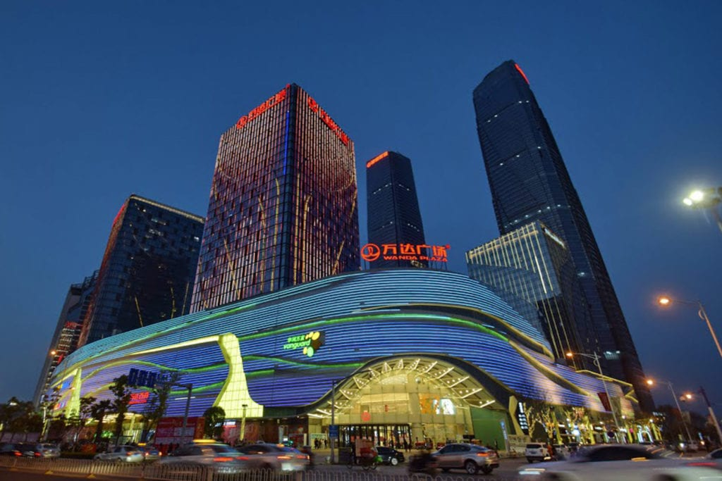 Kunming Wanda Plaza