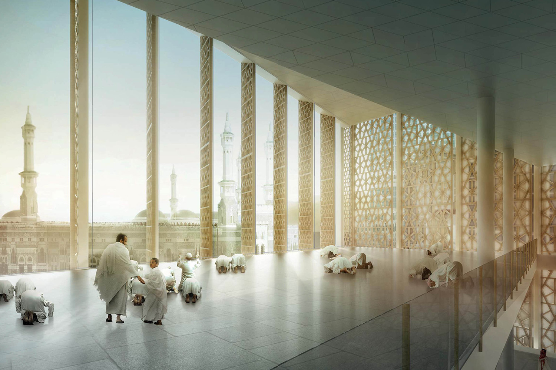 The Jabal Omar Development Project - BuroHappold Engineering