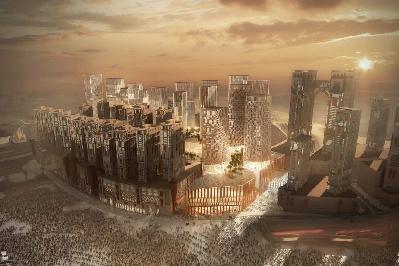 The Jabal Omar Development Project