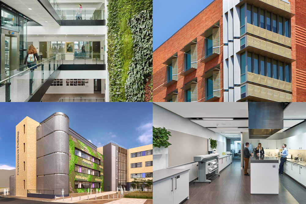 cibse building performance awards 2018 project montage