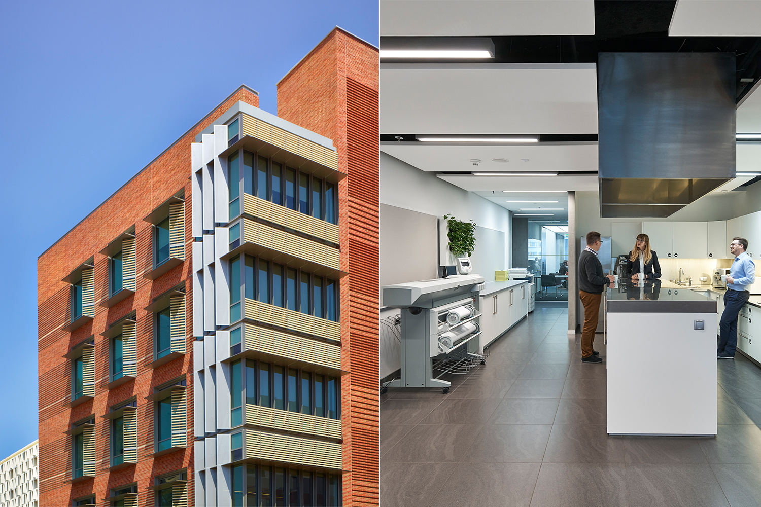 building services awards, building performance projects