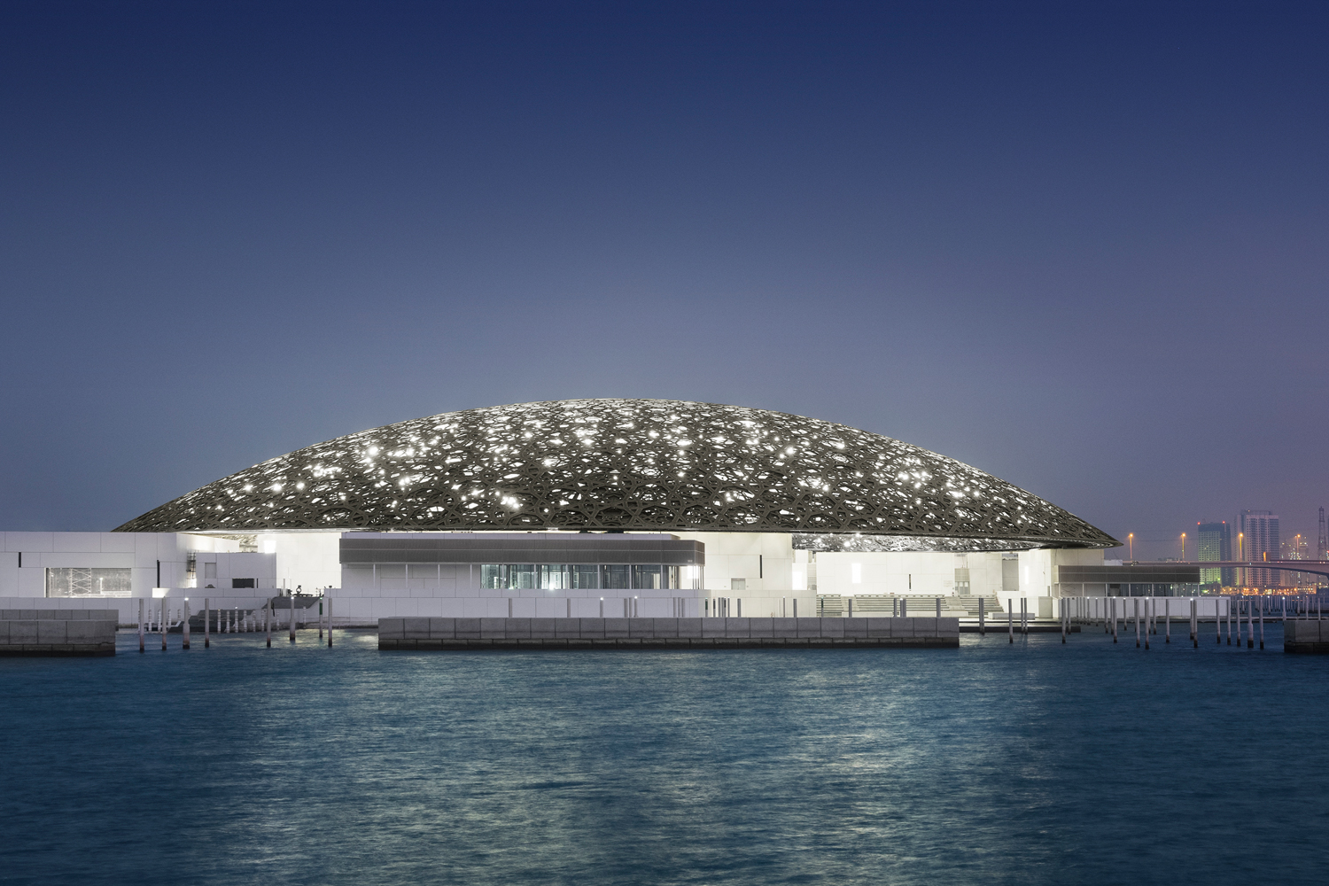 Louvre Abu Dhabi: Dome - BuroHappold Engineering