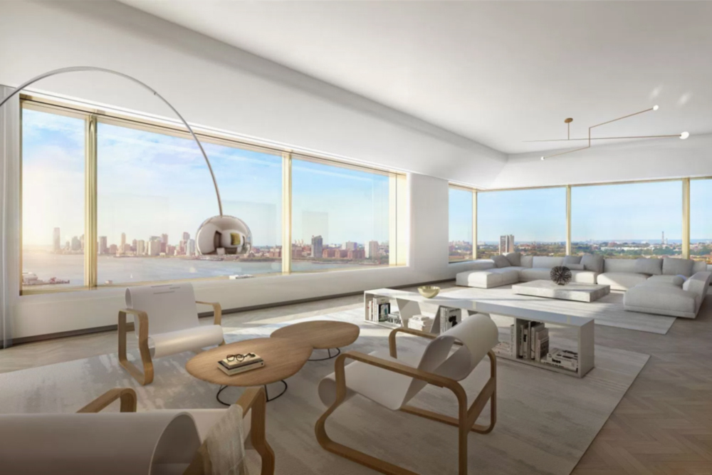 high end residential property in new york