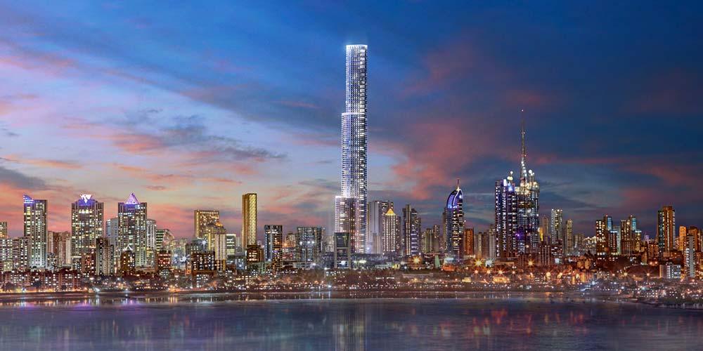 Lodha Tower, One World, Mumbai