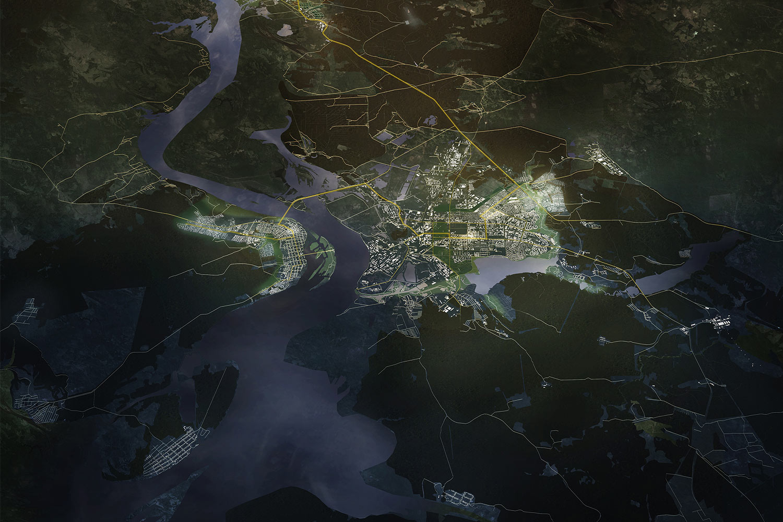 Kama Tri-City Integrated Masterplan