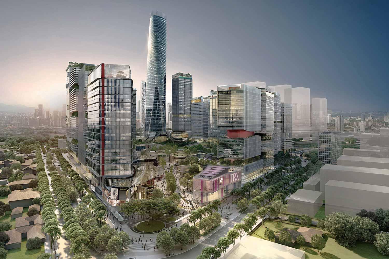 Tun Razak Exchange (TRX City)