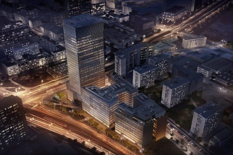 commercial project Poland