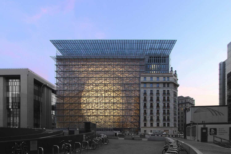 EU Residence building refurbishment