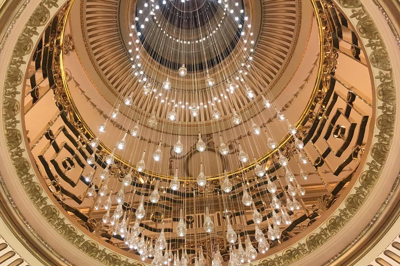Victoria Palace Theatre Burohappold Engineering