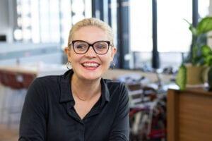 Kathleen Hetrick sustainability engineer at Buro Happold