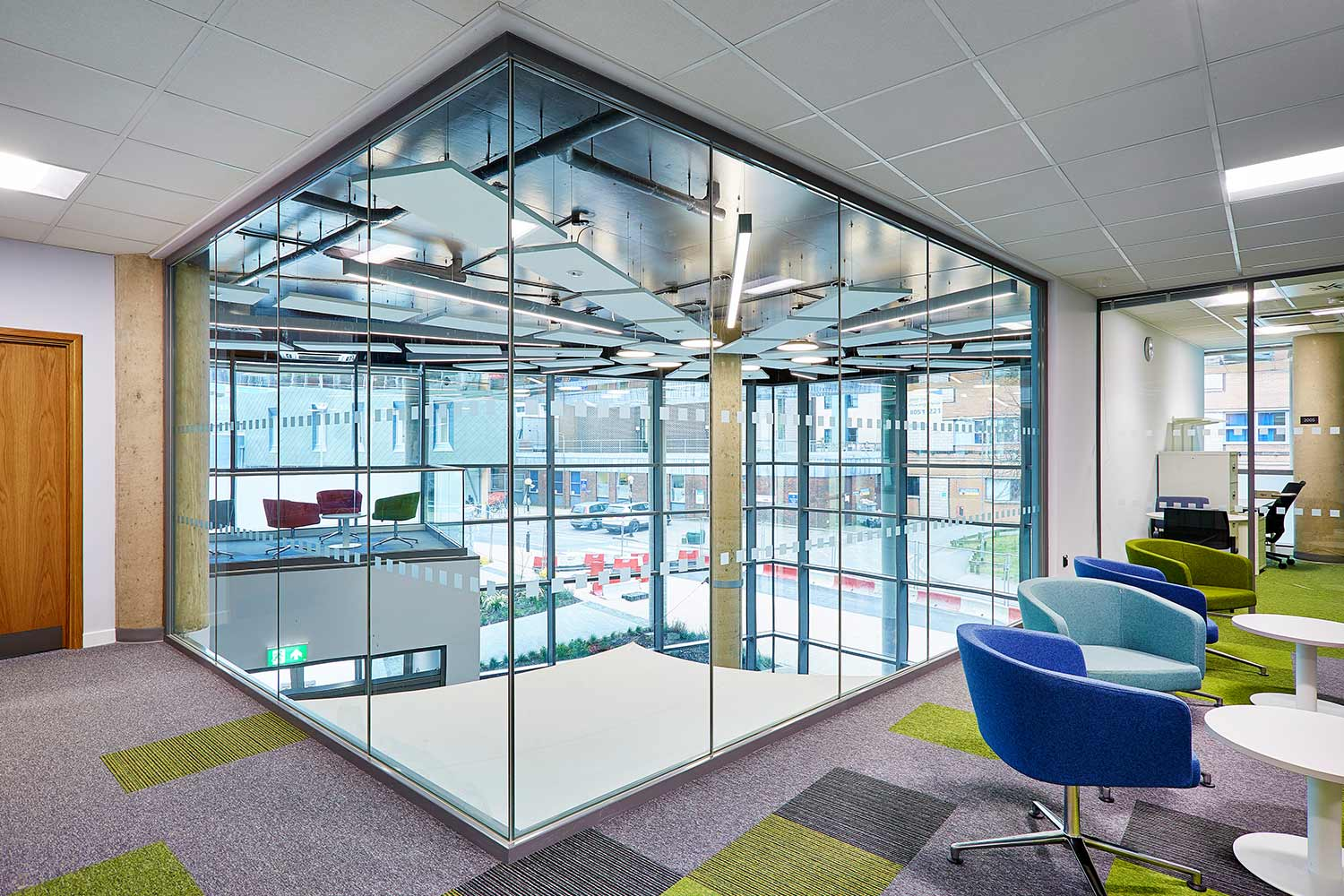 Interior Southampton Centre for Cancer Immunology