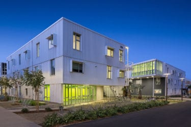 UCSB San Joaquin Villages Elsinore and Malibu Courts