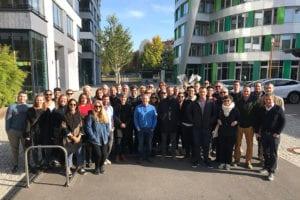 Saturday, Euref - Urban design field trip, Berlin