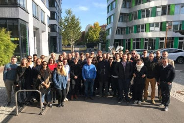 Saturday, Euref - Urban design field trip, Berlin