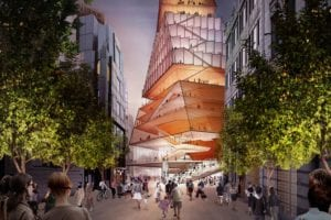 centre for music london renders images new burohappold