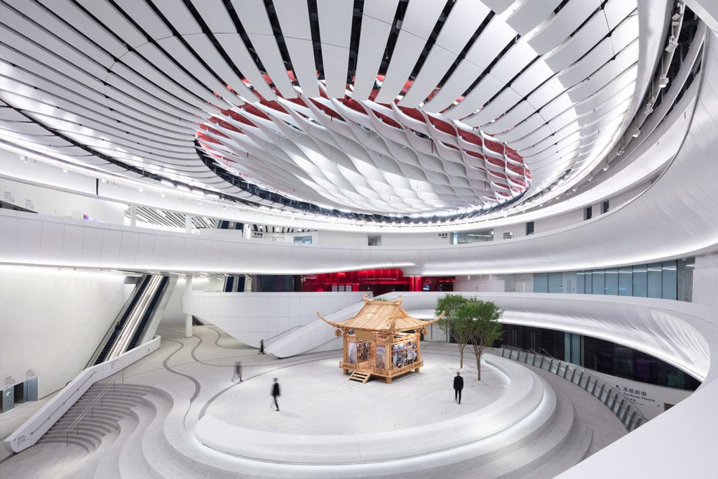 xiqu cultural centre hong kong West Kowloon Cultural District WKCD engineers