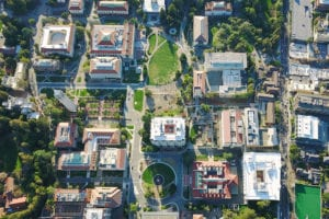 retrofitting campus infrastructure, university campus infrastructure and connectivity