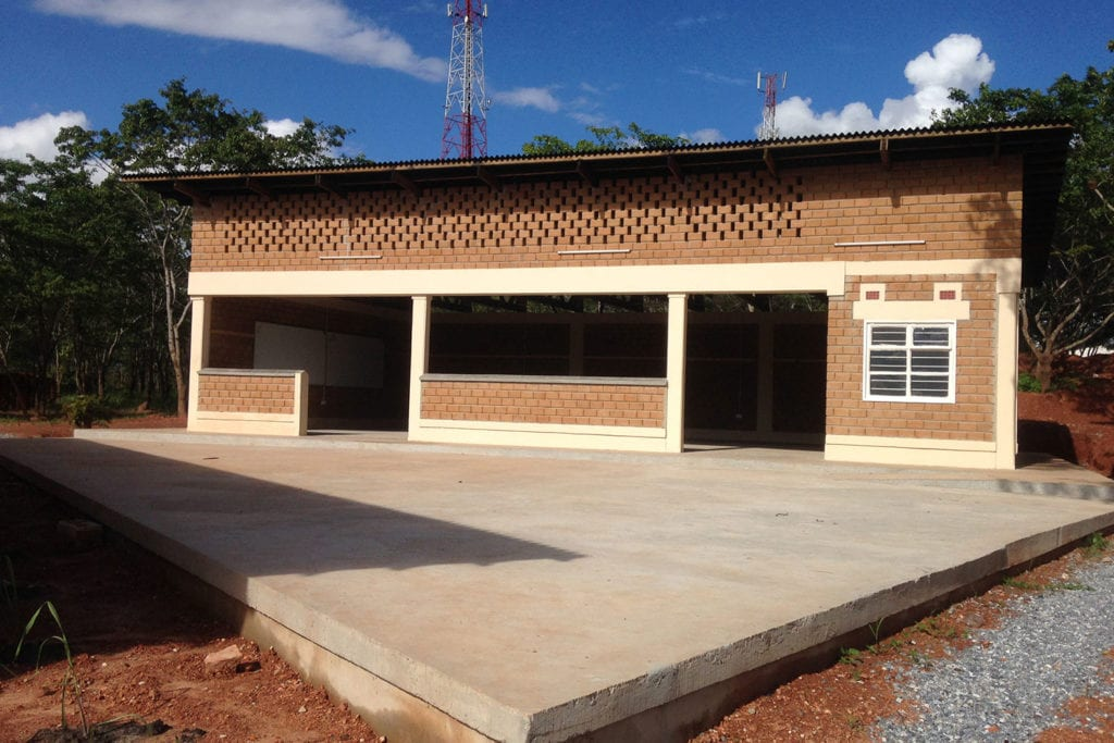 Build It International School Building