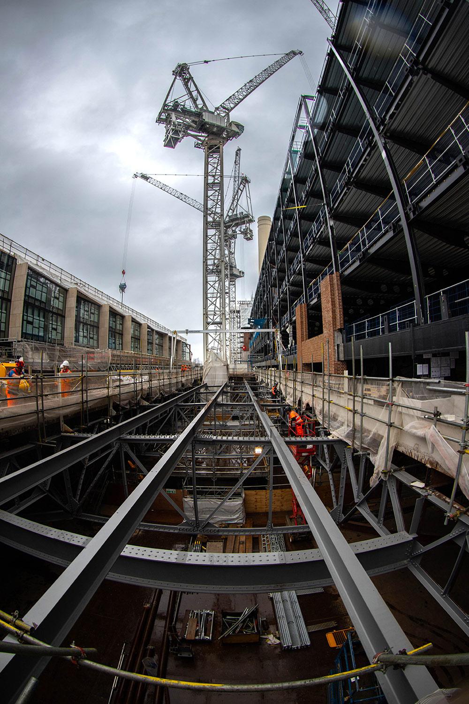 battersea power station regeneration london