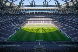 Tottenham Hotspur new football ground
