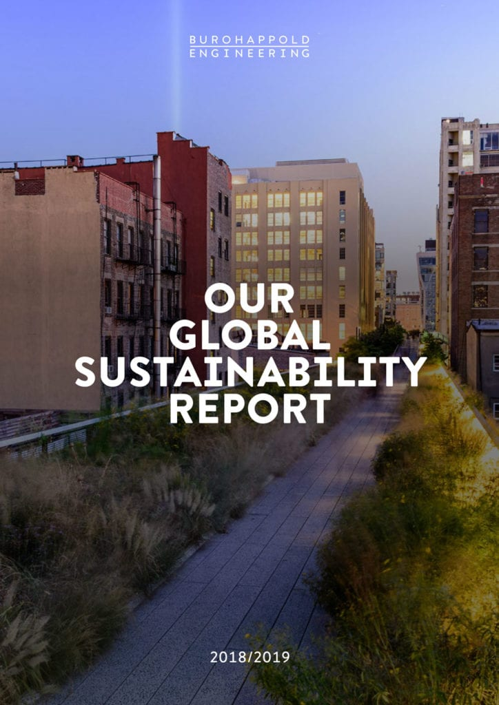 Burohappold Global Sustainability Report