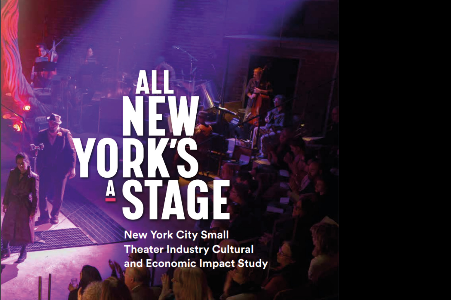 New York City Small Theater Study MOME