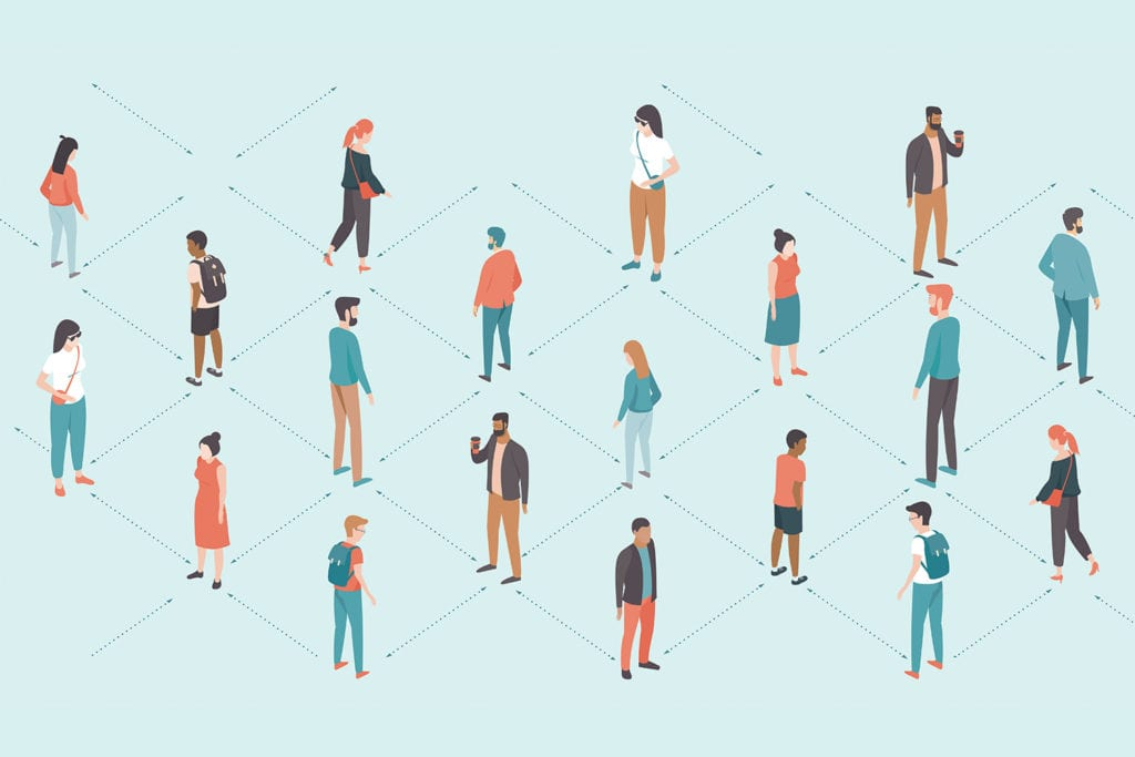Social Distancing In The Workplace The New Norm Buro Happold