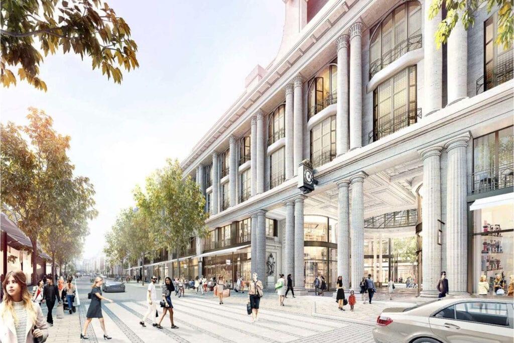 whiteleys redevelopment heritage regeneration project consultants