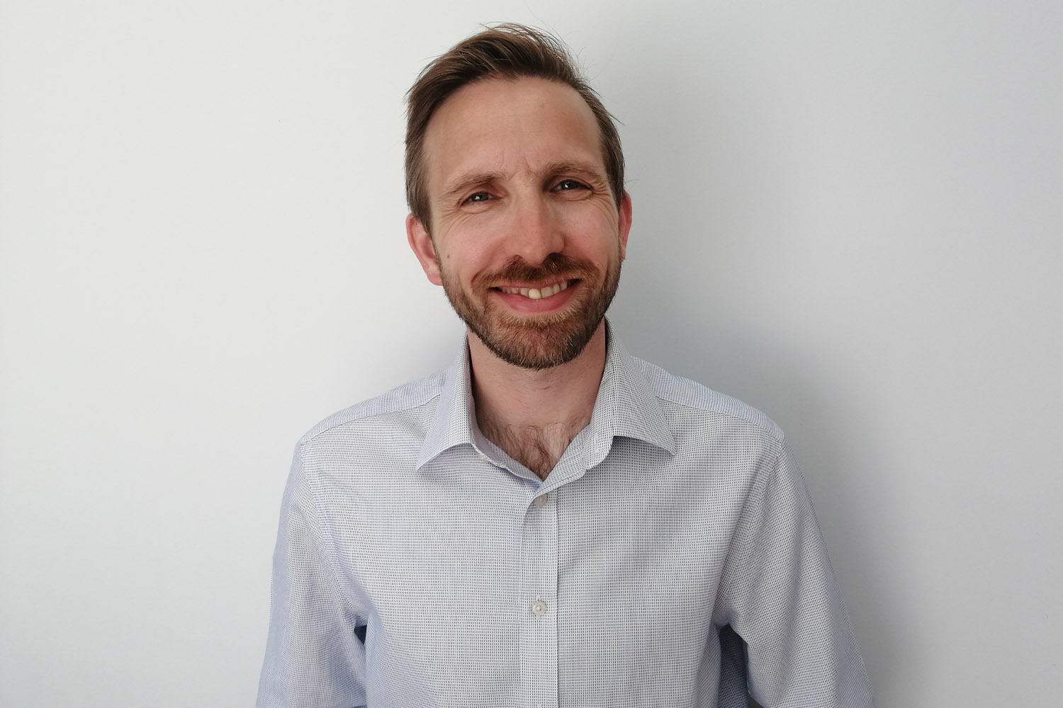 Richard Ainsley UK Associate Director in Strategy and Planning Team