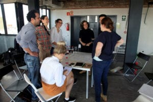 Urban C:Lab Design Sprint Barcelona