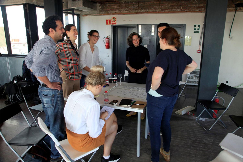 Urban C:Lab Design Sprint Barcelona