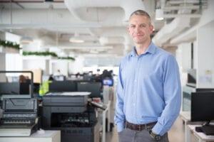 Buro Happold Project Director Gavin Loy Dubai Office