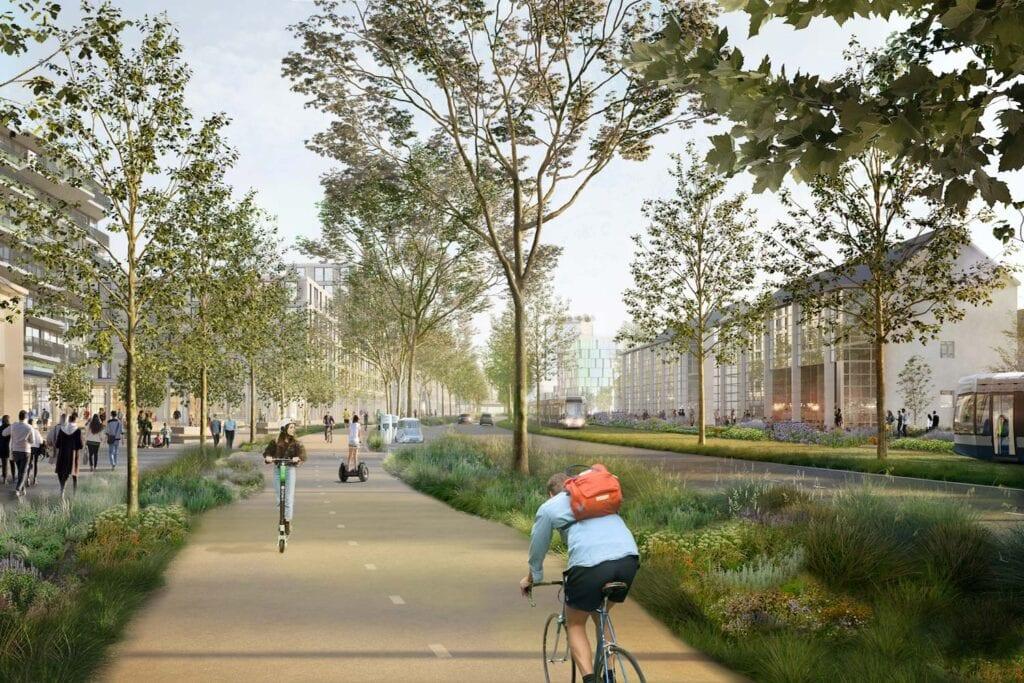 Patrick Henry Village Heidelberg sustainable urban development in Germany