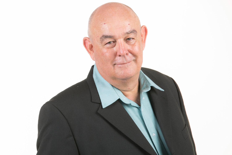 UK Director of Security Bruce Braes