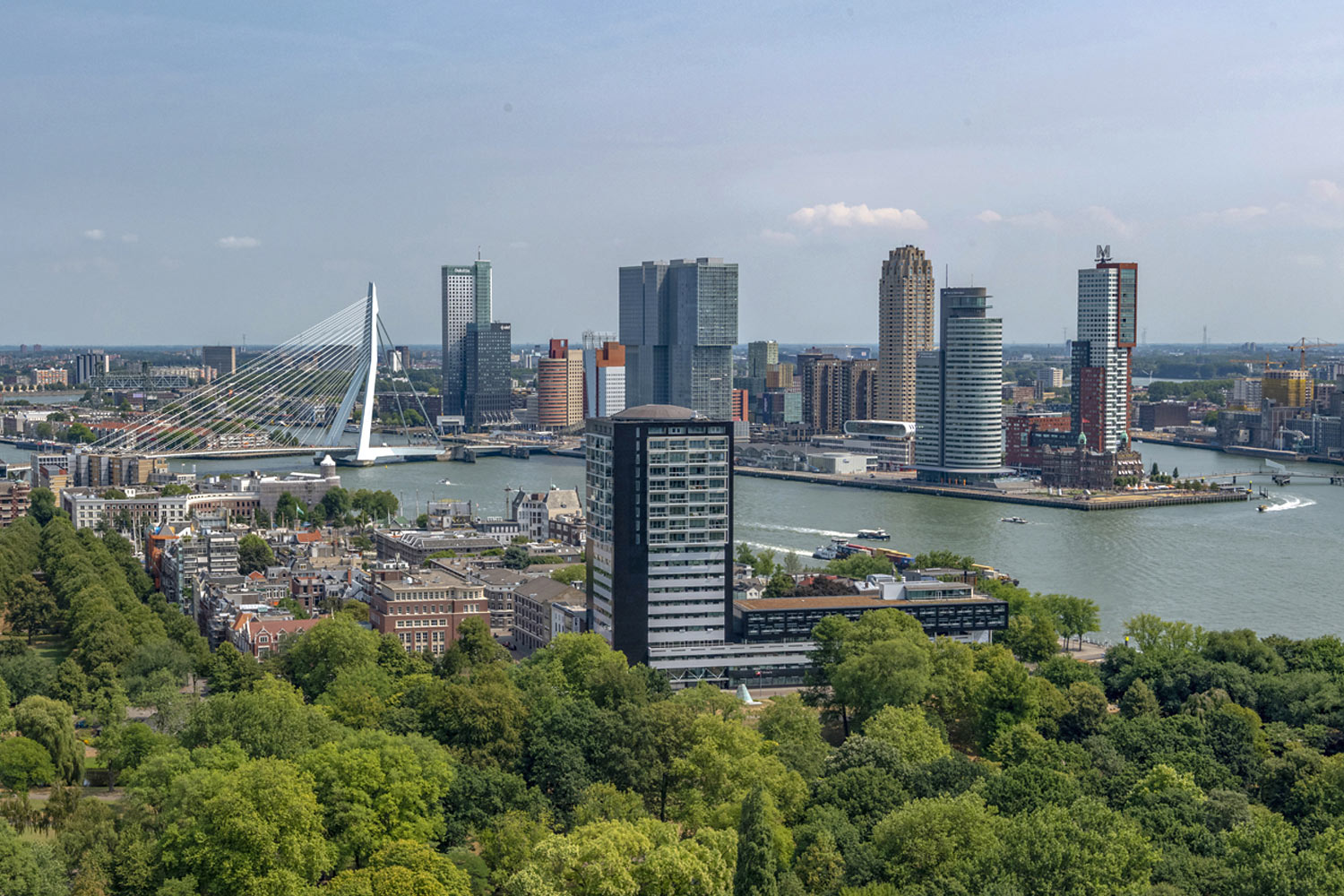 buro happold engineers and consultants in rotterdam